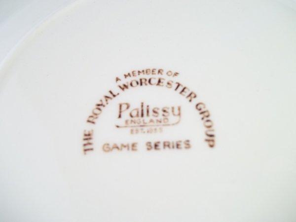 """Kuchenteller """"Game Series"""" Braun Fasan"""