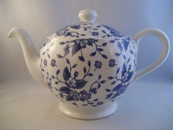 """Teekanne """"Bouquet"""" Blau"""