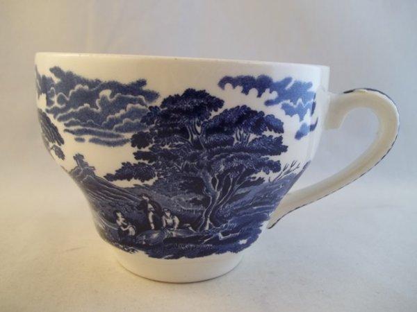 """Kaffeetasse """"Woodland"""" Blau"""