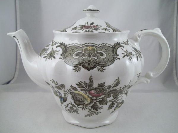"Teekanne ""Windsor"" Grün 1b"
