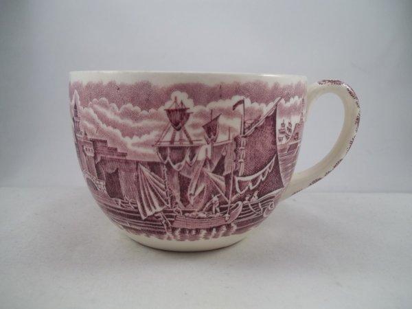 "Kaffeetasse ""Ferrara"" Violett"