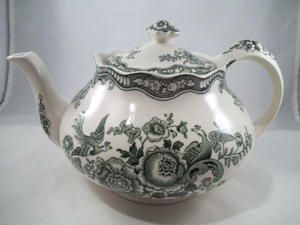 "Teekanne ""Bristol"" Grün 1b"