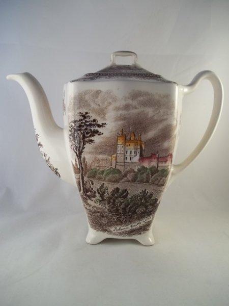 """Kaffeekanne """"Old Britain Castles"""" Braun"""